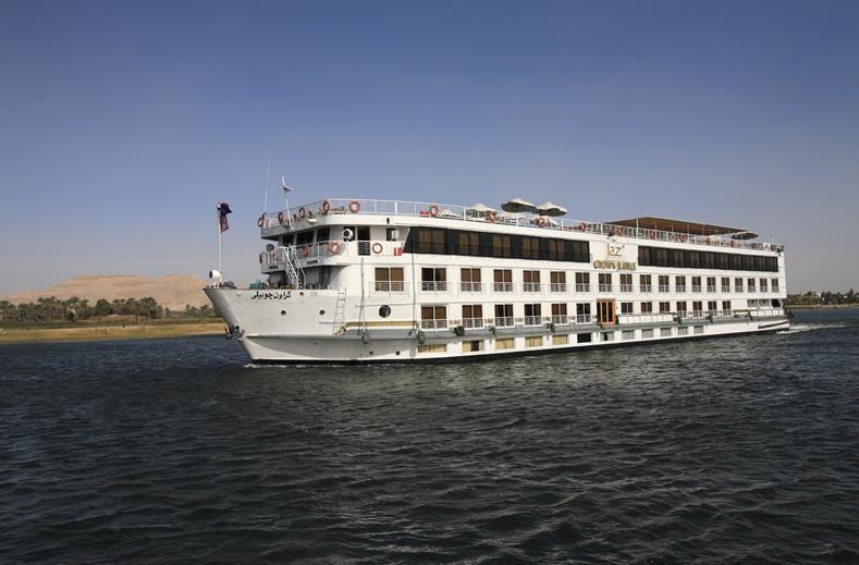 8 Dagen Nijlcruise incl Luxor