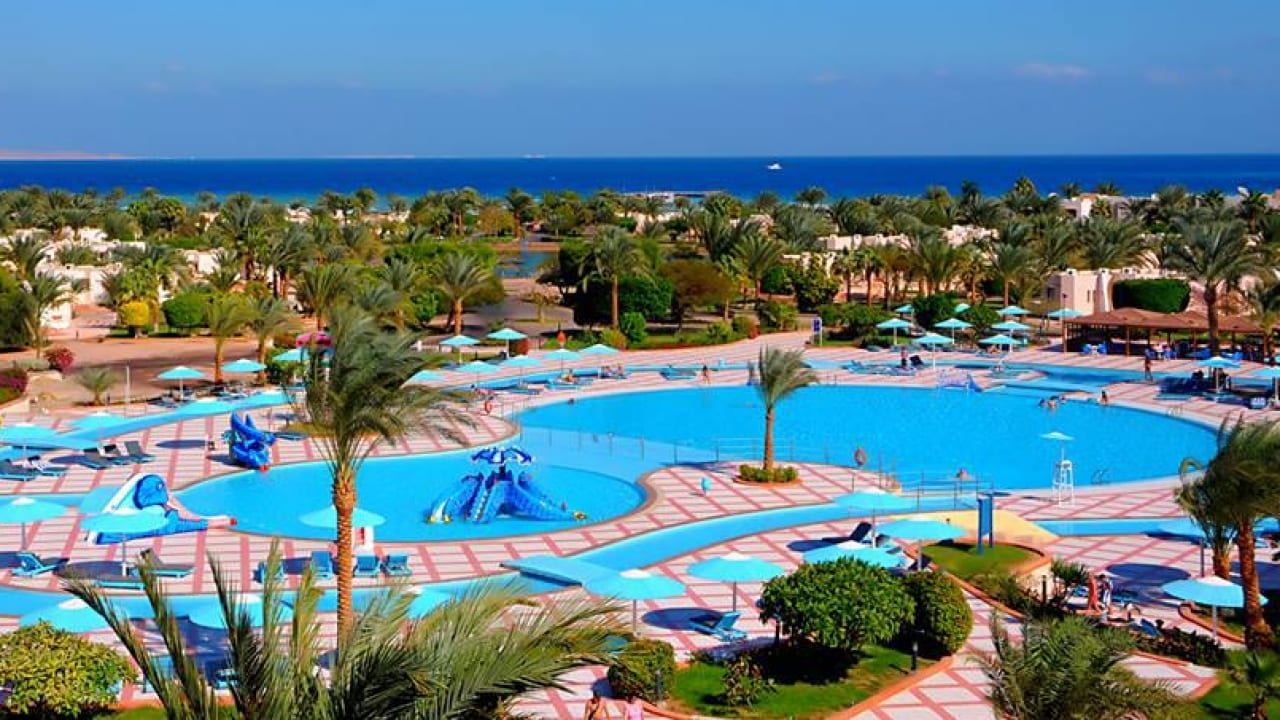 Pharaoh Azur Beach Resort