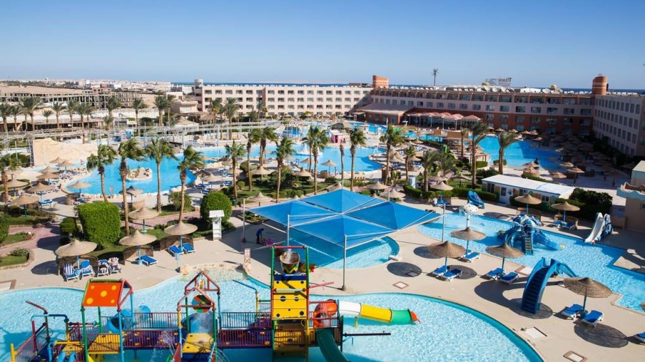 Titanic Resort en Aqua Park