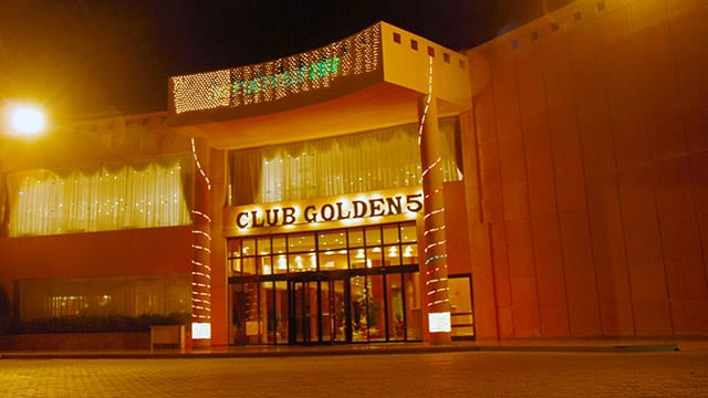 Golden 5 The Club Hotel & Beach resort