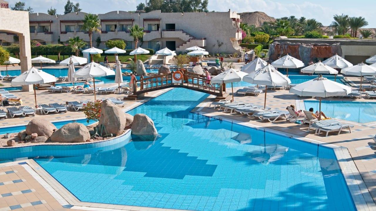 Marriott Beach Resort Sharm