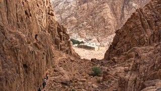 Sinaï Woestijn