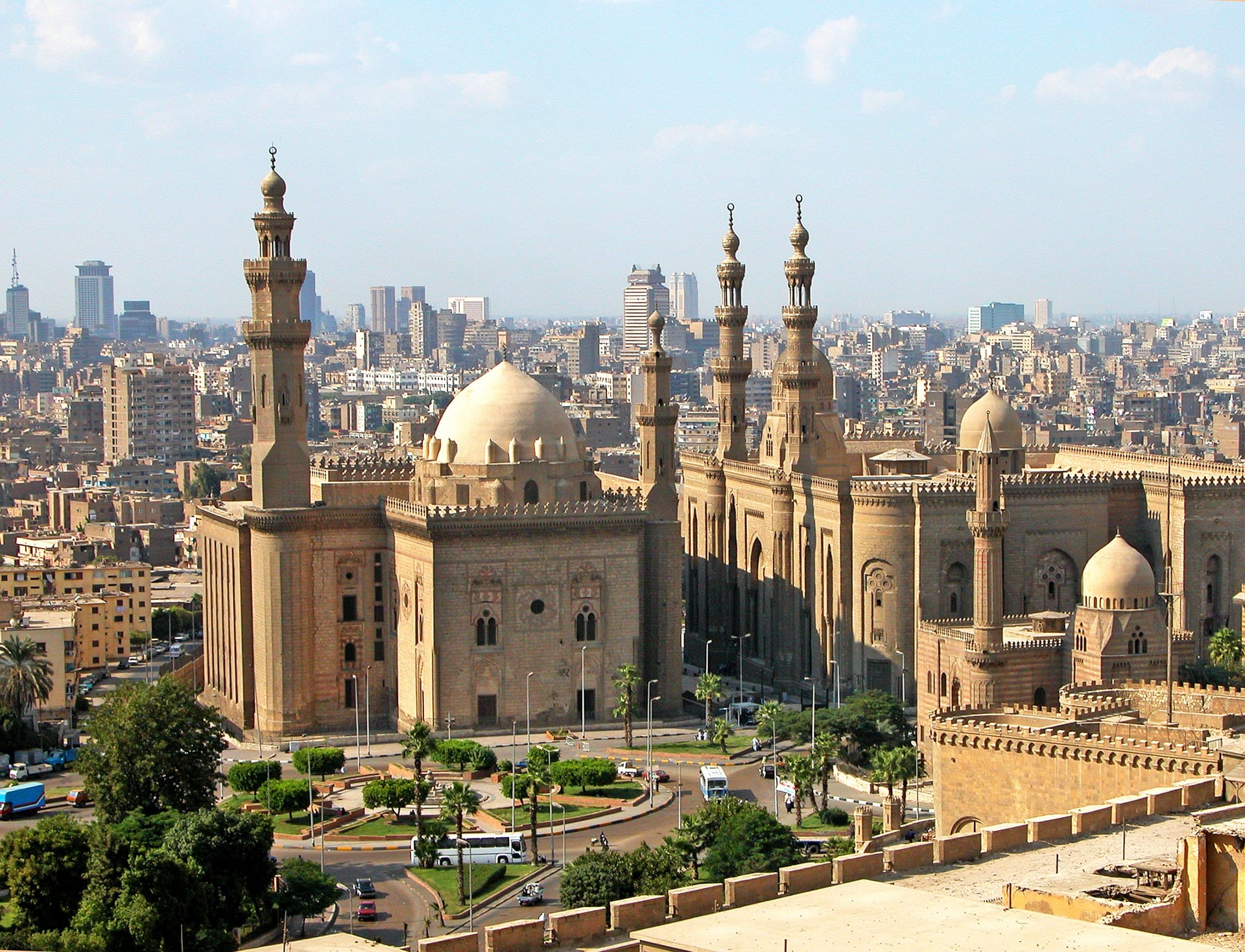 Geschiedenis van Egypte - Islam