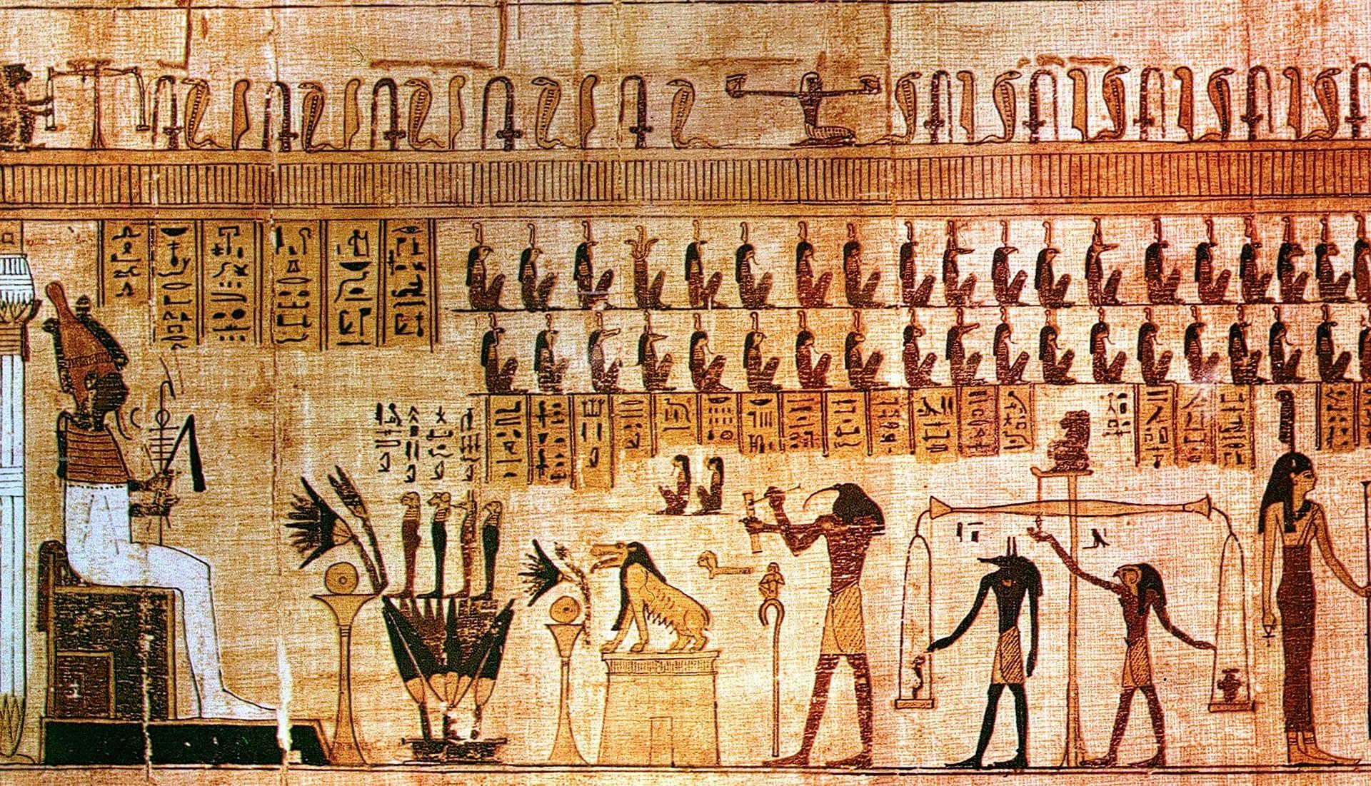 Geschiedenis van Egypte - Oude RIjk