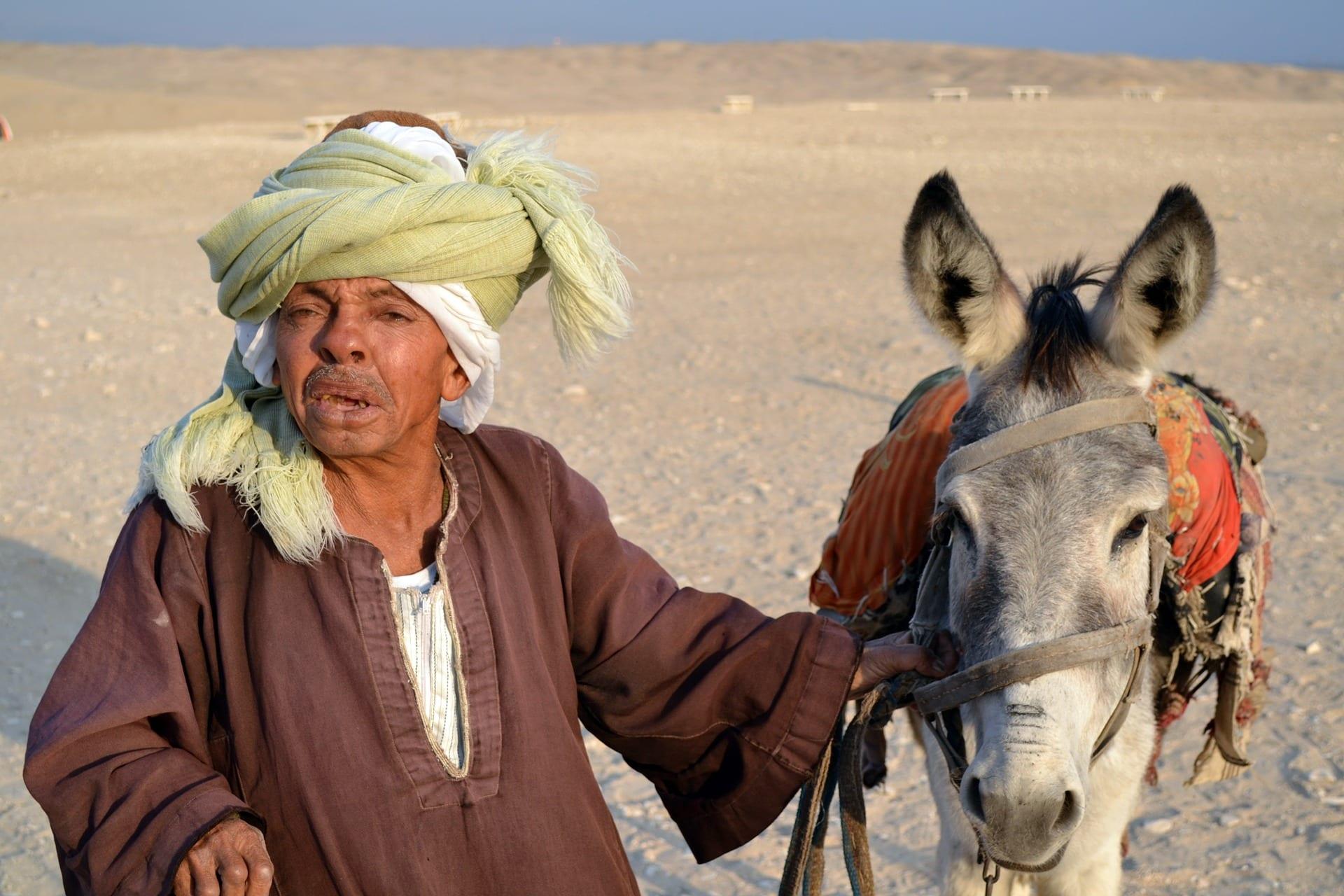 Gewoonten en Gebruiken in Egypte