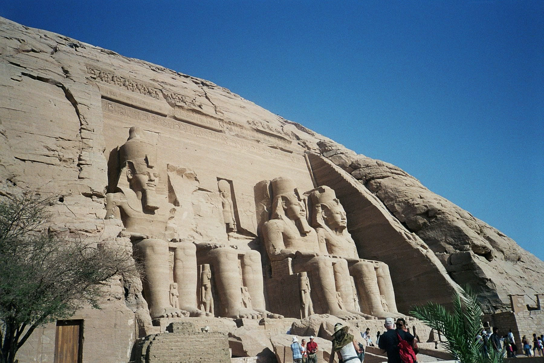Tempel van Ramses 2