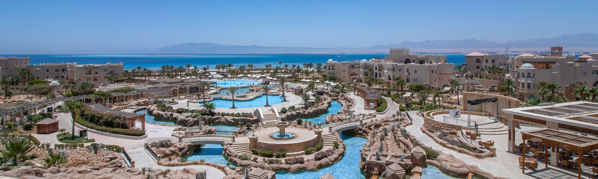 Luxe vakanties in Egypte